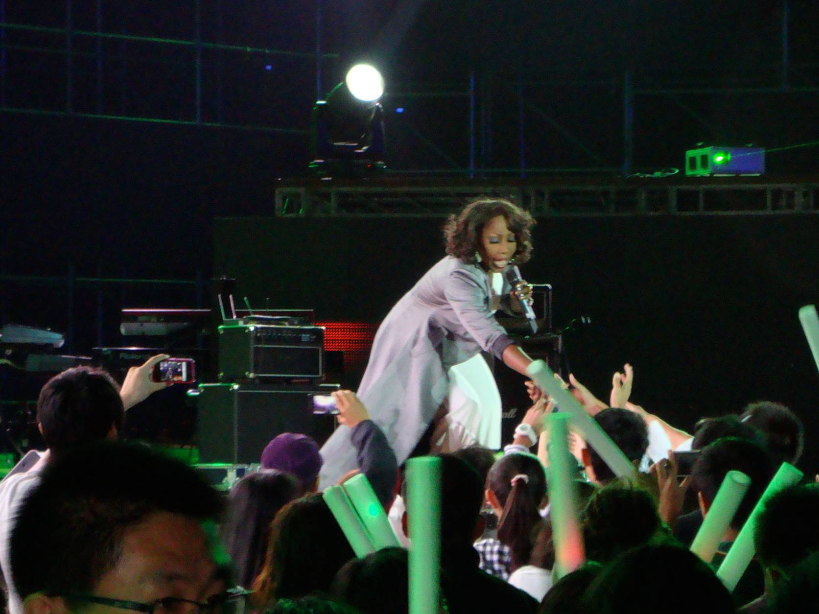 whitney live china